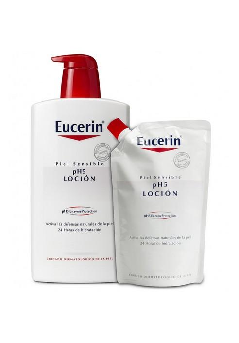 Loción Eucerin pH5 Piel Sensible