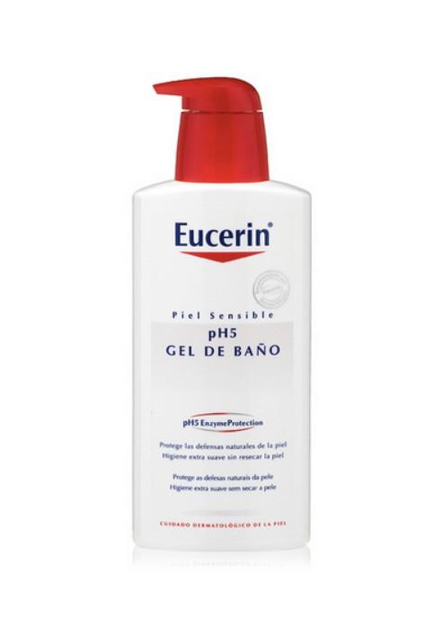 Gel de baño pH5 Eucerin 400 ml