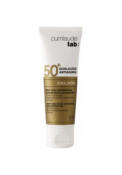 Sunlaude Antiaging SPF 50 Emulsión Facial 50ml